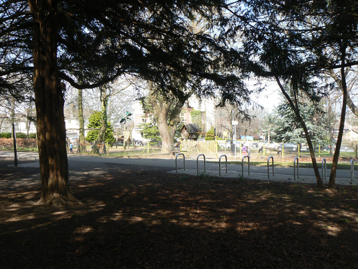 The Playground in the Deerpark