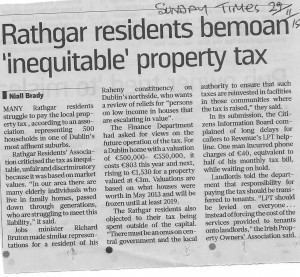 Rathgar property tax