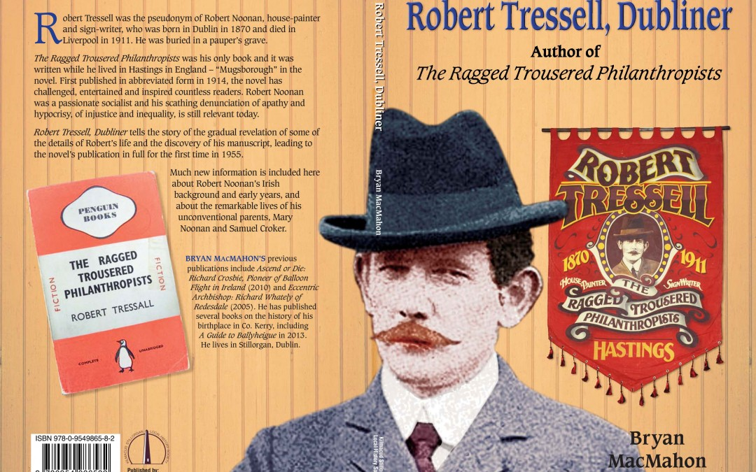 Robert Tressell, Dubliner – Lecture by Bryan McMahon