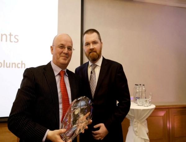 Major award for Mount Merrion Accountant