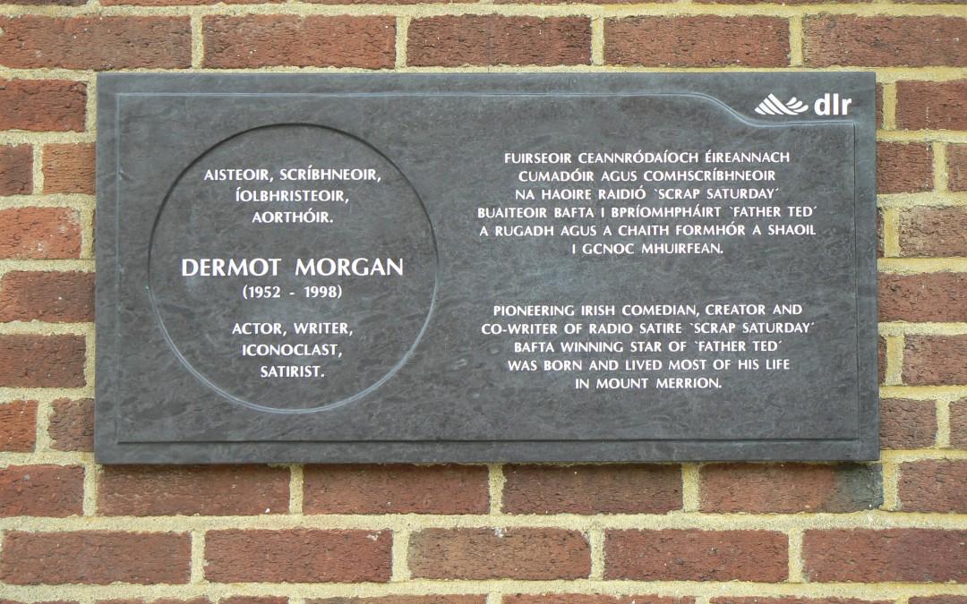 Dermot Morgan honoured
