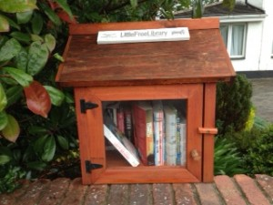 Photo of Little Library on The Rise