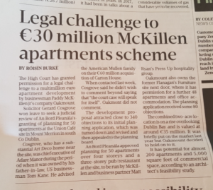 Article from Sunday Business Post March 10, 2019