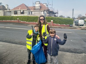 Mount Merrion Clean Up Day 2019 - Trees Road Helpers