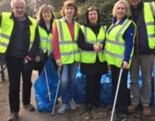 Annual Mount Merrion Spring Clean – Thank You