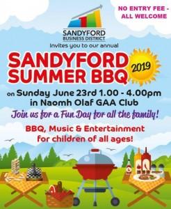Sandyford Summer BBQ