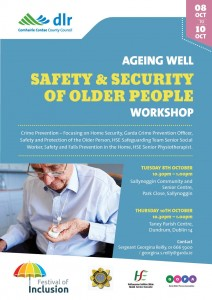 Safety and Security of Older People Workshop
