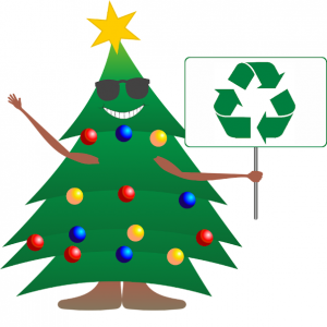 Christmas Tree Recycle Image