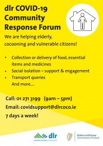 dlr-covid-19-community-response-forum
