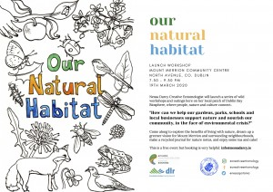 Our Natural Habitat Workshop Flyer