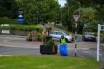 Planters at Deerpark Road Entrance to Deerpark
