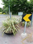 img_20200517_park-entrance_planters_roundabout-deerpark-north-ave