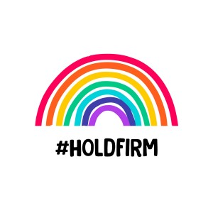 Hold Firm Logo HSE Covid-19