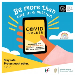 Download the Covid-19 Tracker App