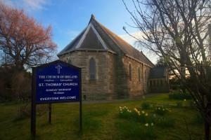 St Thomas Church Fosters Avenue, Mount Merrion