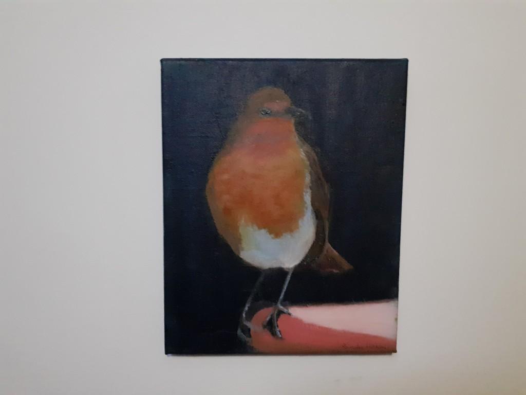 """Robin Redbreast"" by Deirdre Hickey"
