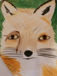 """Mrs Fox"" by Emma Bracken (age 9)"