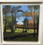 """Church St Therese from Deerpark"" by Terence Sweeny, over 65 category"