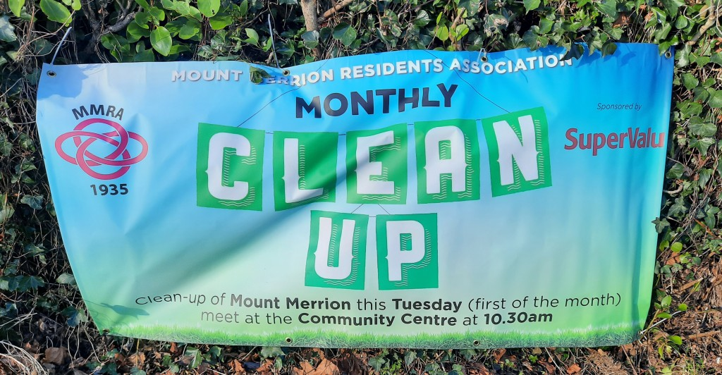 MMRA Monthly Cleanup
