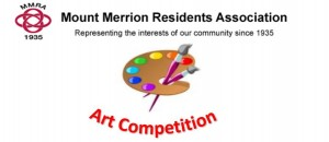 MMRA Art Competition graphic