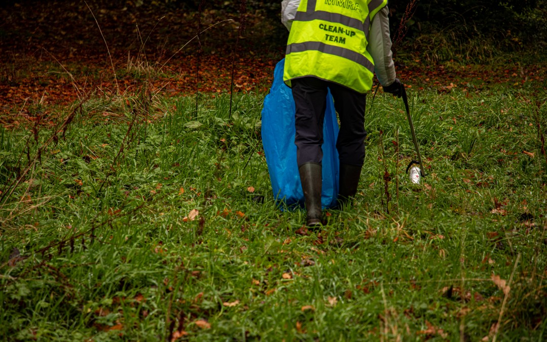 Litter Clean Up – February 4th Tuesday 10.30am