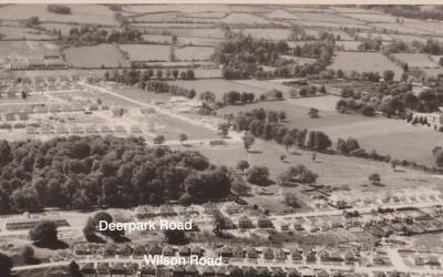 Aerial Deerpark