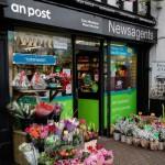 Adrian Peters Newsagents, The Rise (Photo: Emmett Quinn)