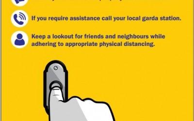 Door to door Traders, Repairs & Garden Services – Security Tips