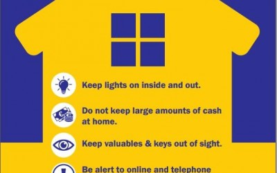 Home Security: Light Up, Lock Up