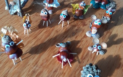 'Deerpark Critters' by Maedhbh Barry (age 11)