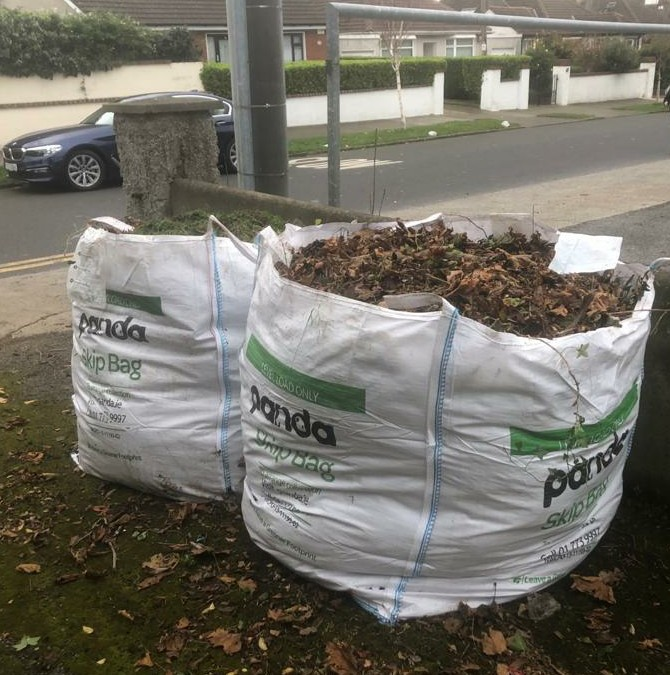Mount Merrion Autumn Leaf Sweep – 25 Tones Collected!