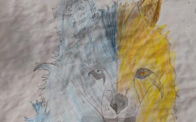by Cian von der Decken (age 10)