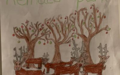 'Reindeer' Park! by Spencer Jordan (age 11)