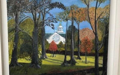'Church St Therese from Deerpark' by Terence Sweeny (65+)