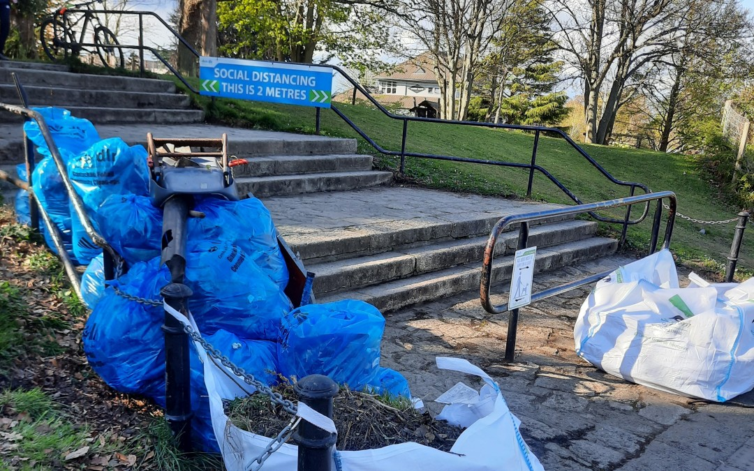 Mount Merrion Spring Clean & Green Verge Tidy up 2021