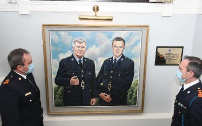 Remembering Garda Tony Tighe and Garda Michael Padden